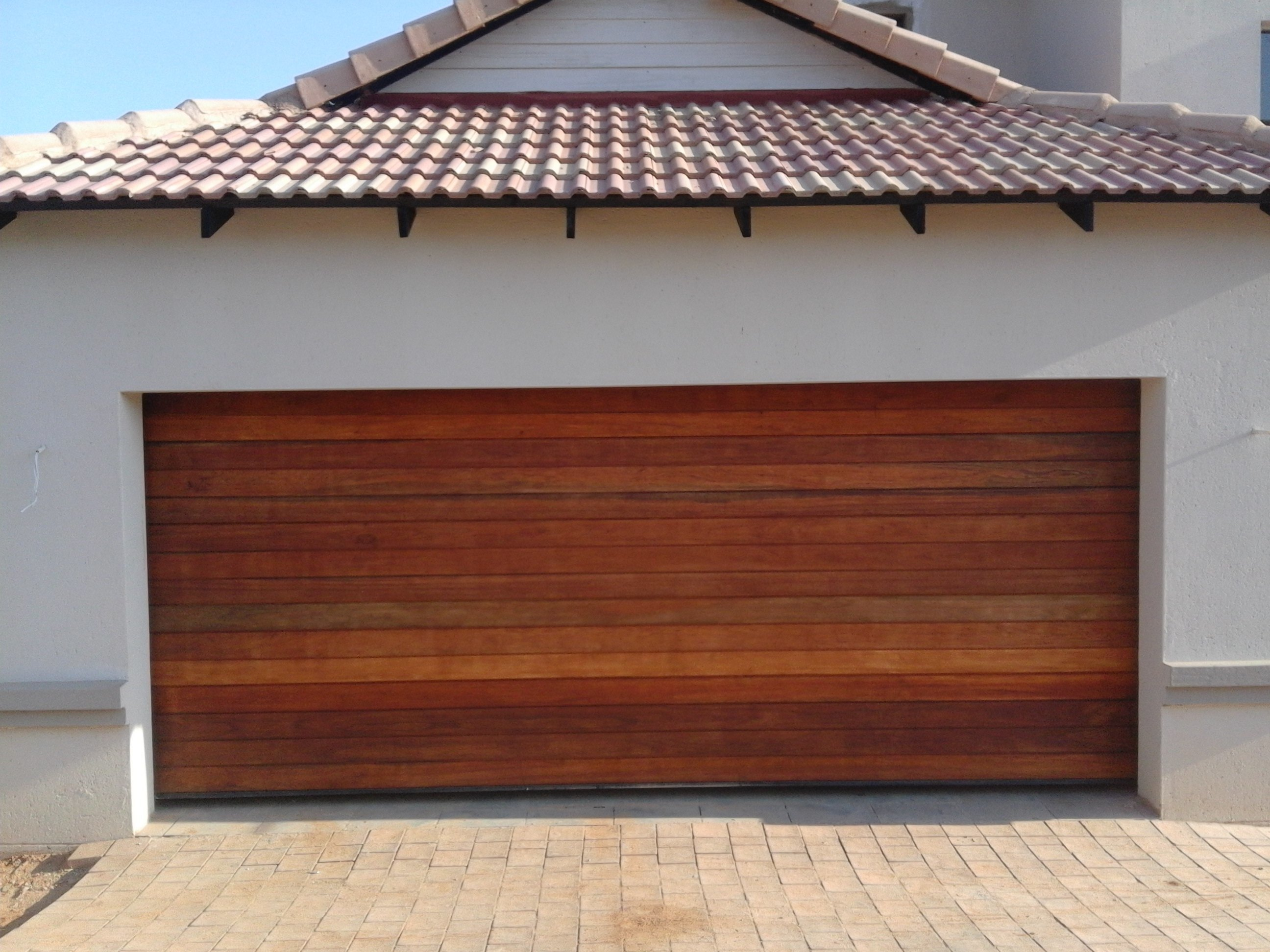 Wooden Garage Doors Pretoria Installations Repairs Maintenance